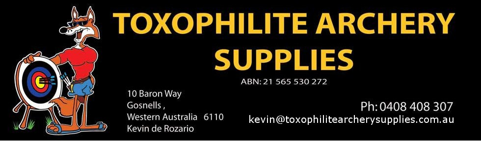 Toxophilite Archery Supplies Perth WA