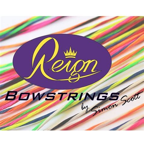 Reign Bow Strings